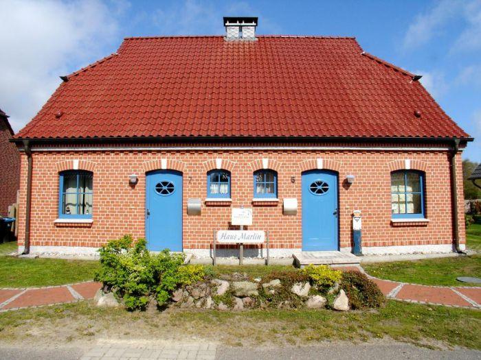 Prerow Ferienhaus Marlin 7 - Ferienservice Prerow, Am Zentral 7 18375 Ostseebad Prerow