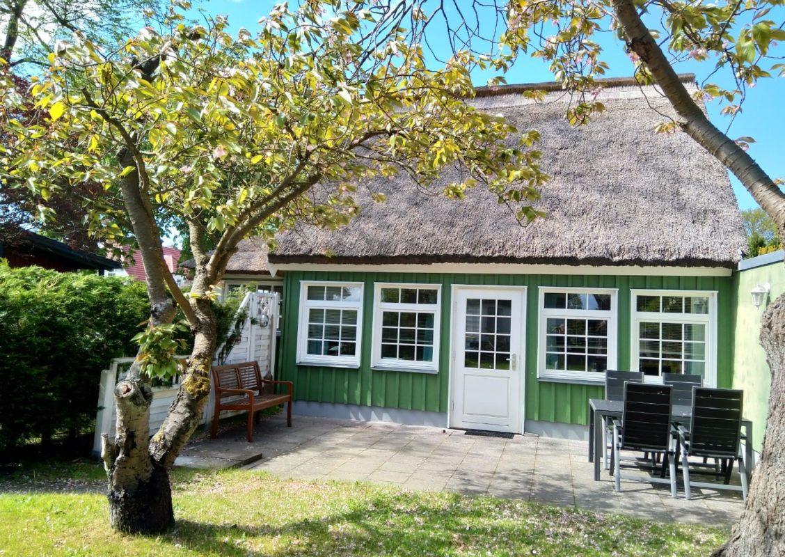 Prerow Ferienhaus Ottilie - Ferienservice Prerow Grüne Straße 14 A 18375 Ostseebad Prerow,