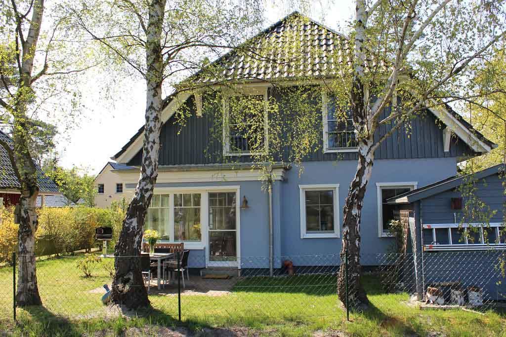 Prerow Ferienhaus Appelhus - Ferienservice Prerow, Schäfer-Ast-Weg 10 18375 Ostseebad Prerow