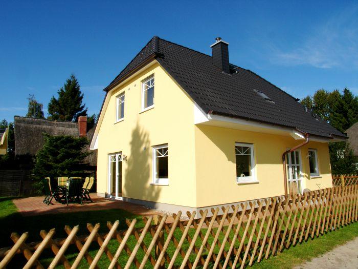 Prerow Ferienhaus Liten Ö - Ferienservice Prerow, Stückweg 19 18375 Ostseebad Prerow