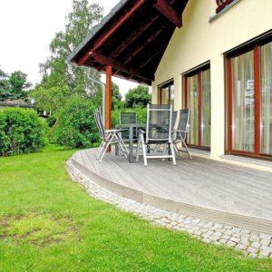 Prerow Ferienhaus Käpt´n Brise - Ferienservice Prerow, Buchenstr. 3 B 18375 Ostseebad Prerow