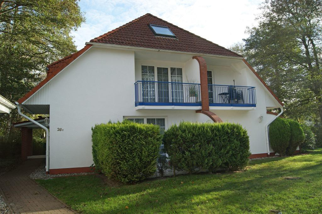 Prerow Ferienwohnung Windjammer - Ferienservice Prerow, Grüne Straße 26 18375 Ostseebad Prerow