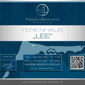 Prerow Ferienhaus Lee - Ferienservice Prerow