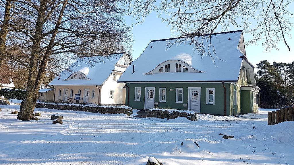 Prerow Ferienhaus Dünenkiefer 1 - Ferienservice Prerow, Grüne Str. 26 H 18375 Ostseebad Prerow
