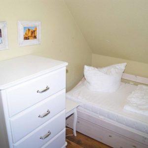 Prerow Ferienhaus Lee Schlafzimmer 2