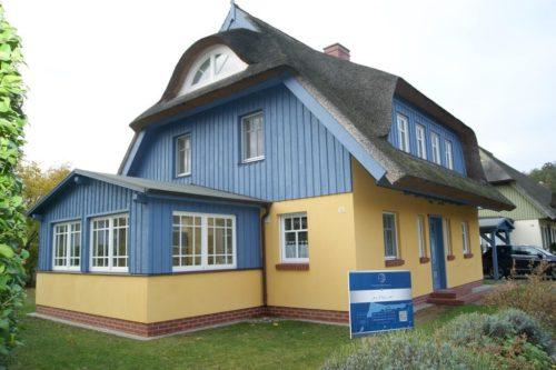 Prerow Ferienhaus Aurelia - Ferienservice Prerow Grüne Str. 25 C 18375 Ostseebad Prerow