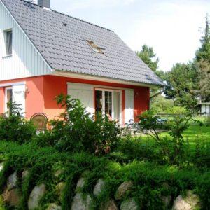 Prerow Ferienhaus Am Schlehenbusch - Ferienservice Prerow, Stückweg 54 B 18375 Ostseebad Prerow