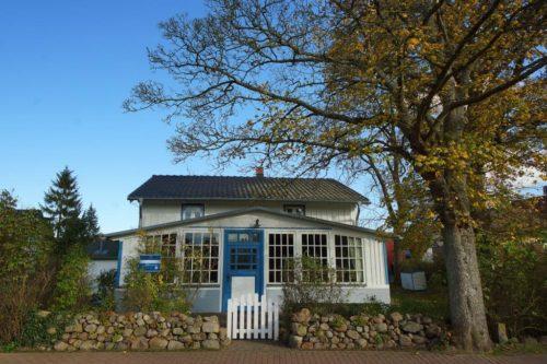 Prerow Ferienhaus Luv - Ferienservice Prerow, Bergstr. 24 18375 Ostseebad Prerow