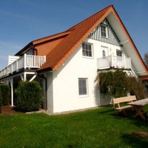 Balkon Prerow Ferienwohnung An der Stems - Ferienservice Prerow