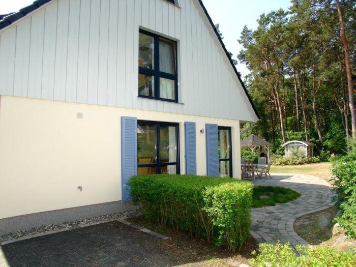 Prerow Ferienhaus Abendsonne - Ferienservice Prerow, Am Deich 18 A 18375 Ostseebad Prerow