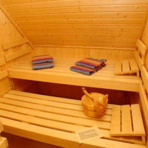 Prerow Ferienwohnung Dünengras - Ferienservice Prerow Sauna