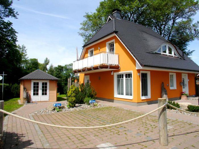 Prerow Ferienwohnung Seestern EG - Ferienservice Prerow, Am Zentral 17 18375 Ostseebad Prerow