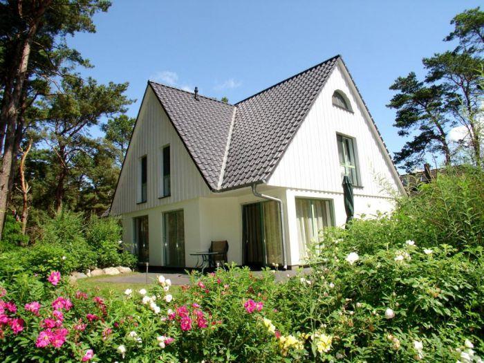 Prerow Ferienhaus Fritzings Hus - Ferienservice Prerow, Am Deich 18 B 18375 Ostseebad Prerow