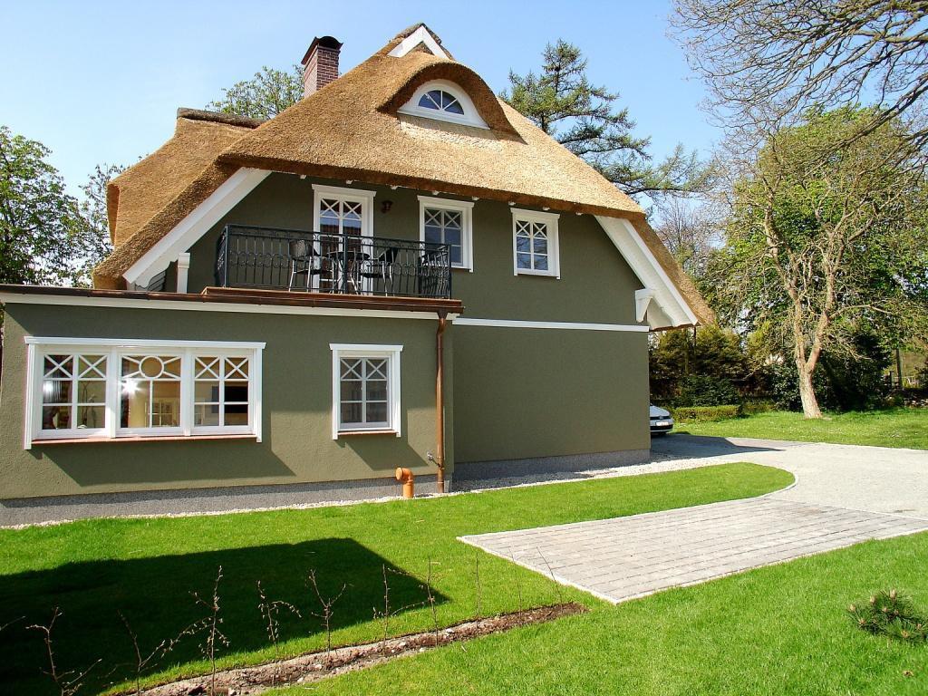 Prerow Ferienhaus Min Jung - Ferienservice Prerow, Bebelstraße 6 E 18375 Ostseebad Prerow