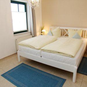 Prerow Ferienwohnung Joles Hus - Ferienservice Prerow Schlafzimmer