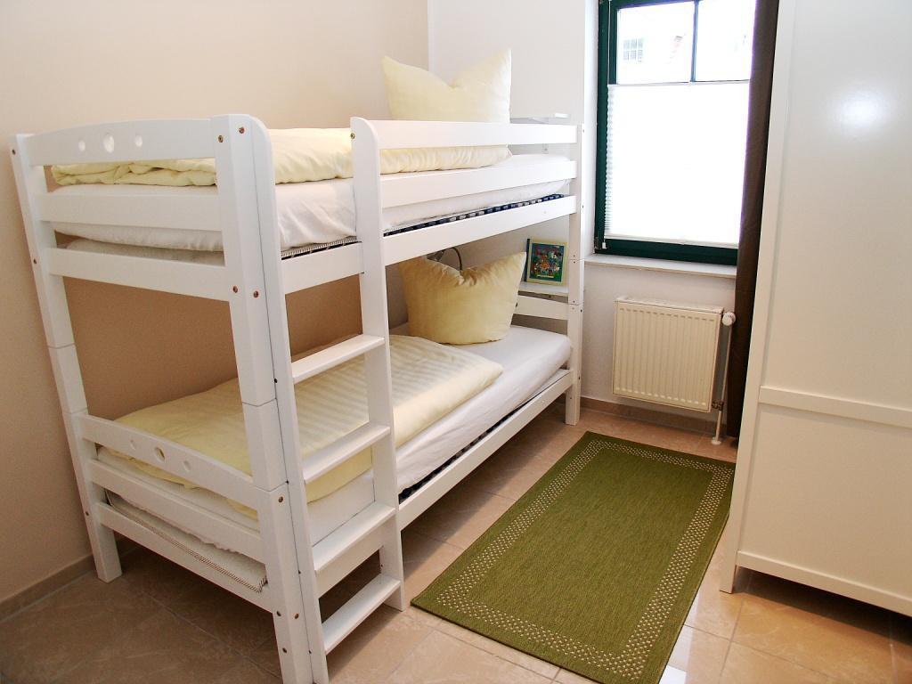 Prerow Ferienwohnung Joles Hus - Ferienservice Prerow Kinderzimmer