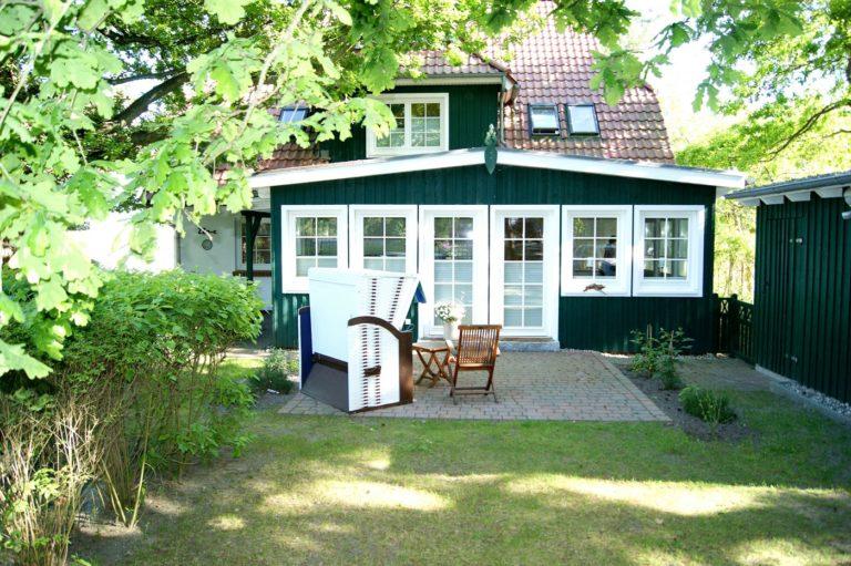 Prerow Ferienwohnung Darß Romantik - Ferienservice Prerow