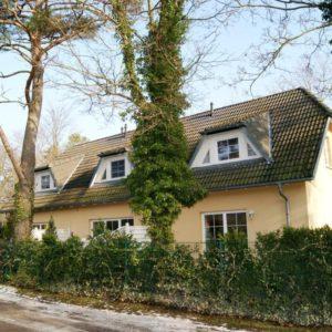 Prerow Ferienhaus Seewind - Ferienservice Prerow, Hagenstr. 4 18375 Ostseebad Prerow