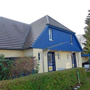 Prerow Ferienwohnung Kastanienblick OG - Ferienservice Prerow, Bergstr. 25 C 18375 Ostseebad Prerow