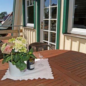 Prerow Ferienwohnung Carla - Ferienservice Prerow, Grüne Str. 64 18375 Ostseebad Prerow