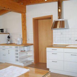 Prerow Ferienwohnung Darß Romantik - Ferienservice Prerow Küche 3