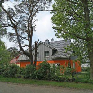 Prerow Ferienhaus Paaskewind - Ferienservice Prerow, Hafenstraße 39 18375 Ostseebad Prerow