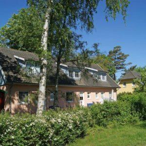 Prerow Ferienhaus Seezeichen - Ferienservice Prerow, Hagenstraße 6 18375 Ostseebad Prerow