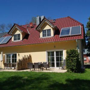 Prerow Ferienhaus Wellenbrecher J - Ferienservice Prerow, Buchenstr. 2 A 18375 Ostseebad Prerow