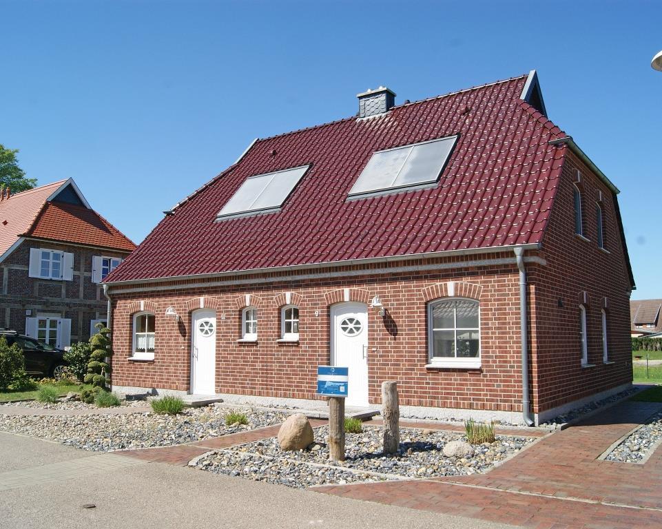 Prerow Ferienhaus Windflüchter - Ferienservice Prerow, Am Zentral 9 18375 Ostseebad Prerow