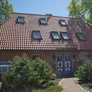 14 Prerow Ferienwohnung Öresundhus WE 3 OG - Ferienservice Prerow, Am Zentral 18 18375 Ostseebad Prerow