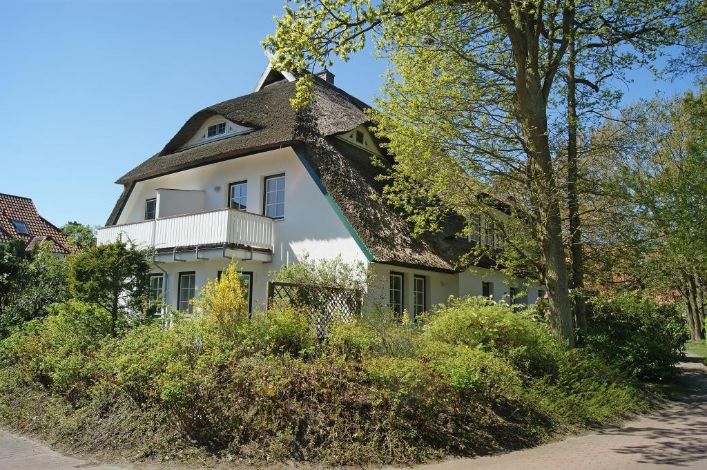 Prerow Ferienwohnung Herzmuschel OG - Ferienservice Prerow, Waldstraße 60 18375 Ostseebad Prerow