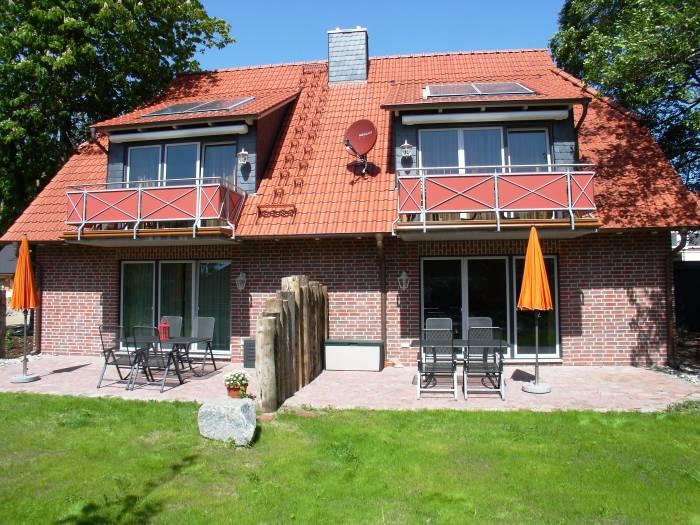 Ferienwohnung Öresundhus 1 - Ferienservice Prerow, Am Zentral 18 18375 Ostseebad Prerow