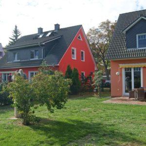 Prerow Ferienhaus Borwin - Ferienservice Prerow, Bebel Straße 16 B 18375 Ostseebad Prerow
