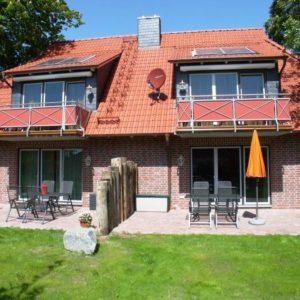 10 Prerow Ferienwohnung Öresundhus WE 3 OG - Ferienservice Prerow, Am Zentral 18 18375 Ostseebad Prerow