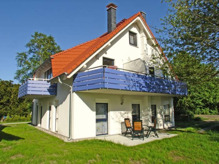 2 Prerow Ferienwohnung Bernstein - Ferienservice Prerow, Grüne Straße 27 G 18375 Ostseebad Prerow