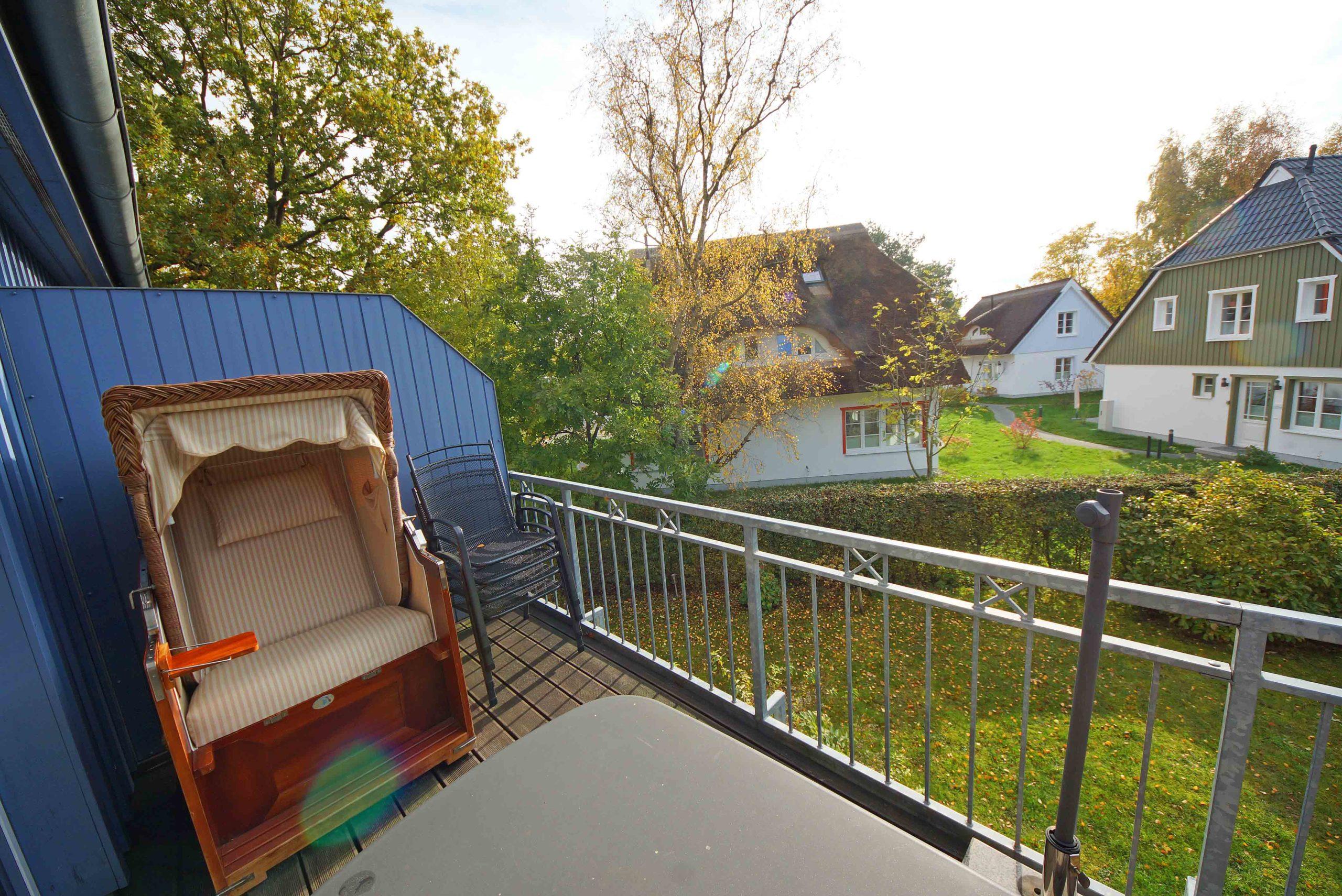 Prerow Ferienwohnung Sturmmöwe OG - Ferienservice Prerow, Mühlenstraße 4 C 18375 Ostseebad Prerow