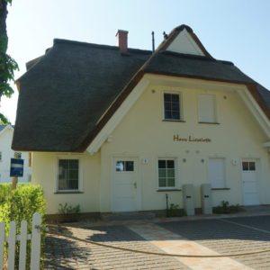 Prerow Ferienhaus Lieselotte - Ferienservice Prerow, Heinestraße 6 18375 Ostseebad Prerow