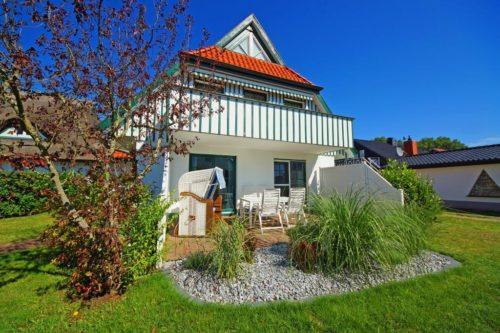 Prerow Ferienwohnung Joles Hus - Ferienservice Prerow, Buchenstr. 12 18375 Ostseebad Prerow