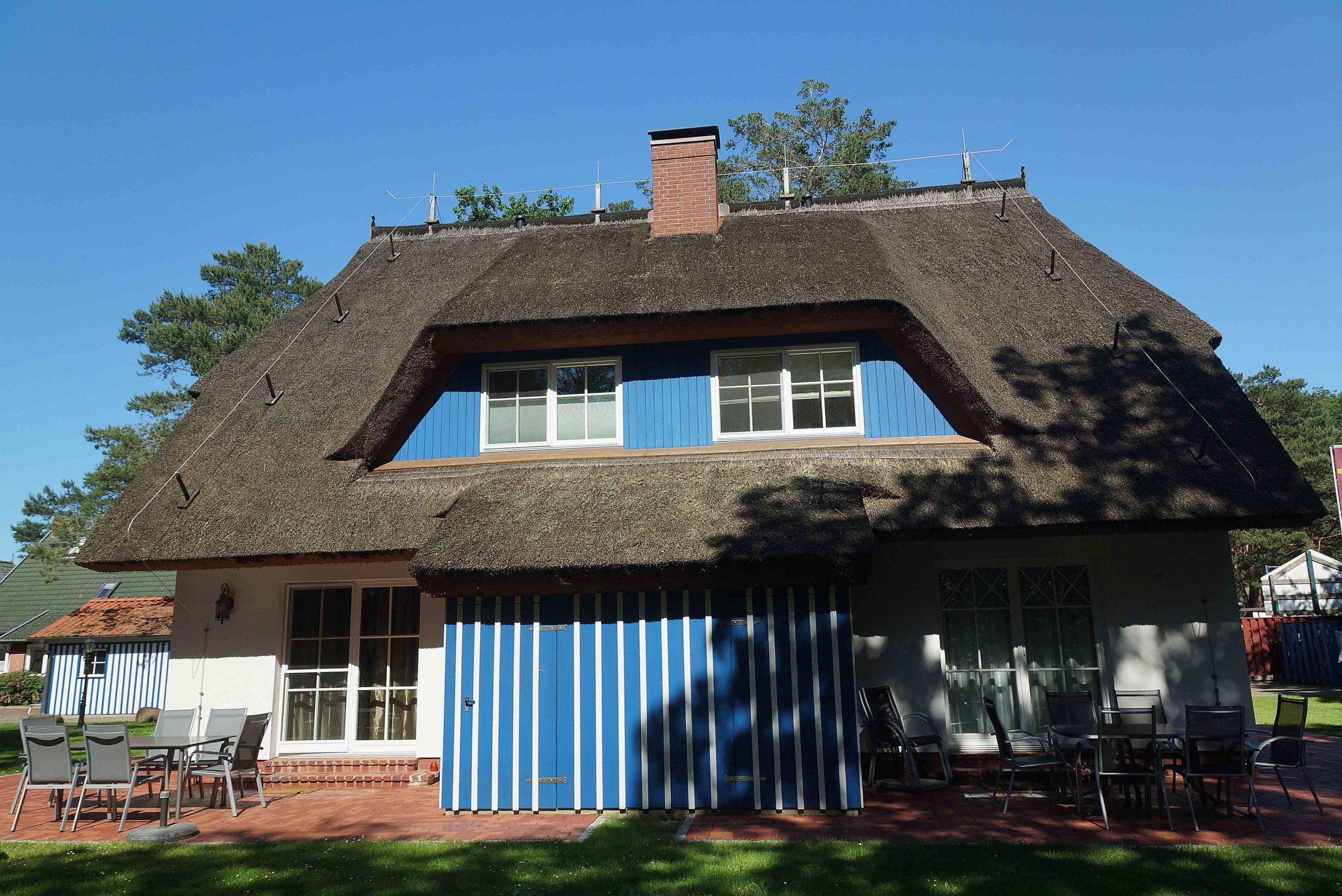 Prerow Ferienhaus Ostsee Oase - Ferienservice Prerow, Hafenstr. 45 18375 Ostseebad Prerow