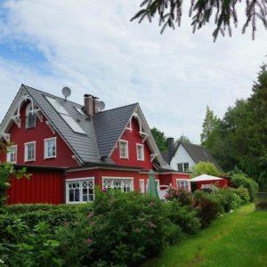 Prerow Ferienhaus Amber - Ferienservice Prerow, Bebel Straße 6b 18375 Ostseebad Prerow