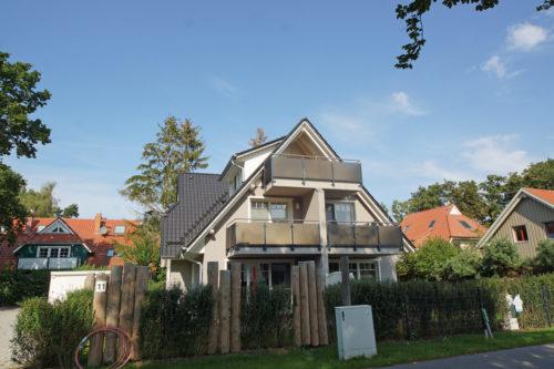 Prerow Ferienwohnung Oberdeck - Ferienservice Prerow Buchenstraße 11 18375 Ostseebad Prerow