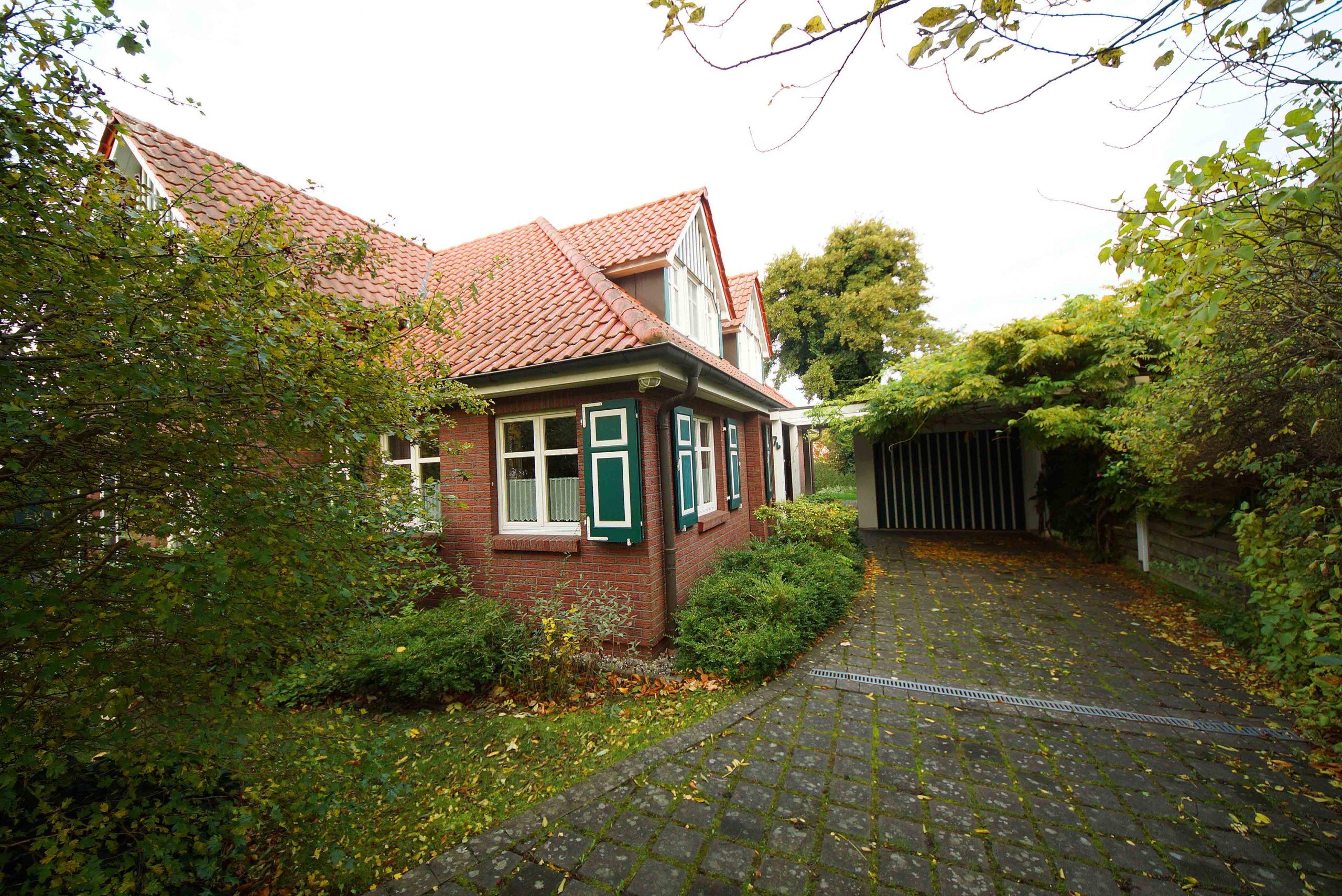 Ferienhaus Familienglück Grünestr. 7b 18375 Prerow