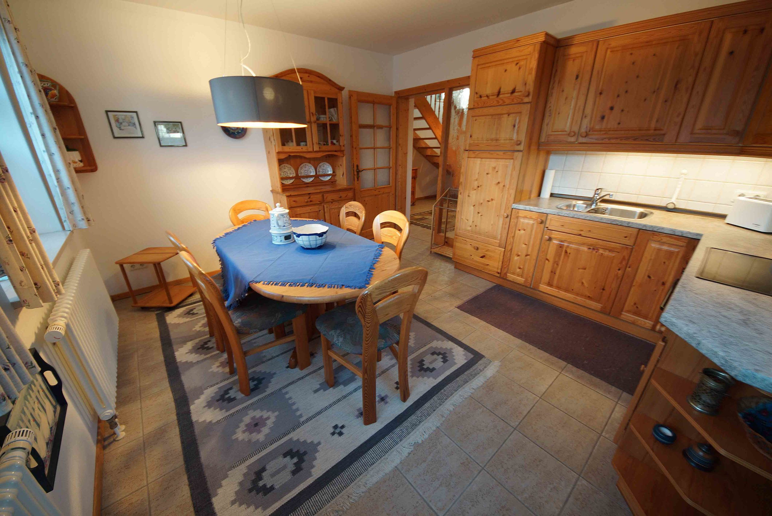 Prerow Ferienhaus Familienglück - Ferienservice Prerow, Grünestr. 7b 18375 Ostseebad Prerow