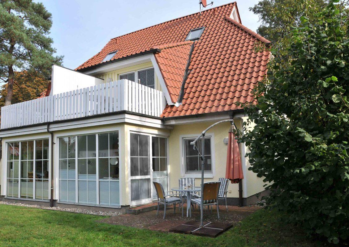 Prerow Ferienwohnung Nordlicht - Ferienservice Prerow, Buchenstraße 11C 18375 Prerow