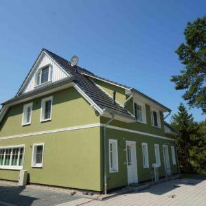 Prerow Ferienhaus Meergrün 2 - Ferienservice Prerow, Hülsenstraße 27d 18375 Ostseebad Prerow,