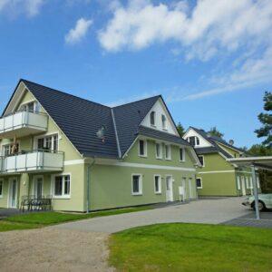 Prerow Ferienwohnung Kajüte 4 - Ferienservice Prerow, Hülsenstraße 27 c